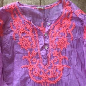 Stunning Matta dress/ beach cover up